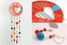 craft night ideas / by Holly Bendezu