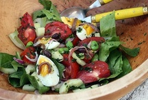 Healthy Food and Exercise / by Becky Clontz