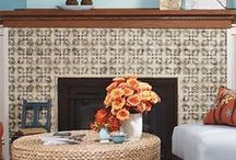 Fireplace Designs / From stone to gas, this board has fireplace styles and design ideas.