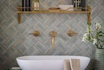 Bathroom Remodels / Bathroom remodeling cost and decor ideas.