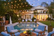 Outdoor Living / Design ideas that will boost curb appeal and create a space perfect for entertaining.