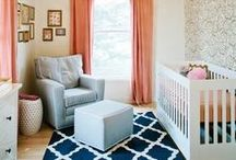 Kids Room Decorating Ideas / Decor and design ideas for your kid's nursery & bedroom.