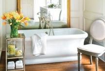 Bathroom ideas / by Becky Clontz
