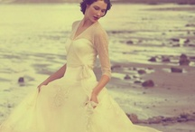 And the Bride Wore White / Because someday...