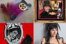 Goth N Gorgeous Team on Etsy!!  / Come have a look at the Etsy items from team Goth n Gorgeous  / by Jynxx