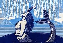 Sailor and Mermaid / by Sonia Romero
