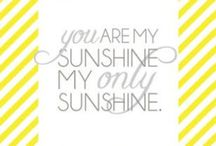 Printables: Subway, Images & Typography  / I scour Pinterest to find and share one of my favorite things: printables! Most all of these are free, some of them are not. Enjoy! / by Sarah Spanos