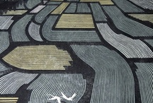 woodcuts and linocuts / relief prints, woodblocks, printmaking, art, engravings / by Sonia Romero