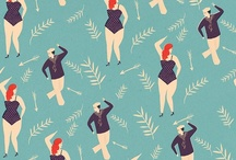 wallpaper and patterns / by Sonia Romero