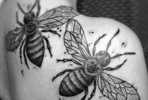 Inked (tattoos) / by Calli Simons