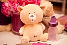 Teddy Bear Baby Shower / Inspiration for Teddy Bear Themed Baby Showers / by The Baby Shower Shop