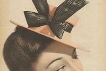 1940s {hats}