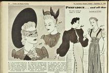 1940s {accessories}