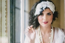 {INSPIRATION} Bridal millinery/headpieces / by They Dreamt of Hats