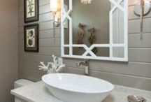 Home: Bathroom (upstairs) / by Maria Sulit Snure