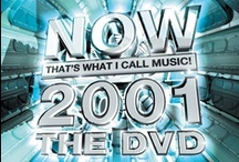 NOW That's What I Call A DVD / All of the DVD's we have released through the NOW That's What I Call Music brand.