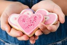 HOLIDAYS  Valentine's Day / Happy Valentine's day!  Find all things fun and pink here!  <3  Great ideas, crafts recipes and more all perfect for the holiday of love! / by Cook Crave Inspire by SpendWithPennies.com