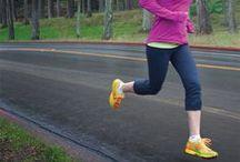 I was run-ning... / by Karin Johnson