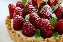 RECIPES Fruit Dishes & Desserts / Fruit makes any dessert taste better and is a great way to get some vitamins into your kids!  Find all recipes fruit over here ...  delicious desserts, creative ideas and fresh salads!
