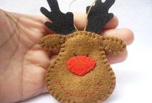 Christmas crafts & Decor / by Linda Graham