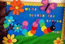 Classroom - Spring