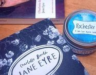 Bookish Candles for Book Lovers