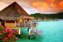 travel to / places I dream of visiting