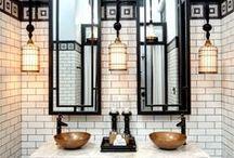 B A T H R O O M S..................  bathroom