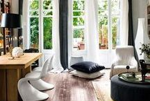 D I N I N G .  R O O M S................... dining room / by Frog Hill Designs