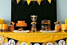 Our Printable Parties / A collection of our printable party templates, most available at http://yummypaper.etsy.com