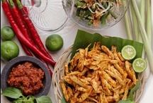 Asian Food / by Alissa Stehr
