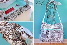 Shoulder bags/purses / by Bags to Make