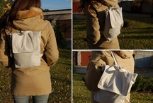 Backpacks / by Bags to Make
