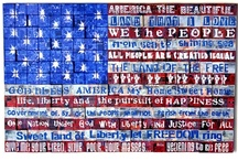 America The Beautiful  / by Ruthie Grube