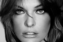 B&W Celebrity Portrait Photography
