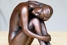 Sculptures / Sculptures by British artists go grace your home. http://www.redraggallery.co.uk/sculptors.asp