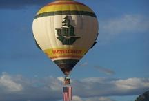 Balloon Festival / Colorado Springs Balloon Classic, Labor Day / by Kaye Anderson