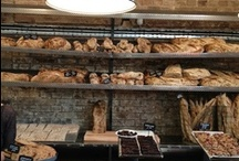 Bakery, Café, Chocolaterie, Pastry Shop / by Alissa Stehr