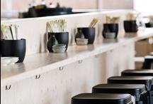 Restaurant Interior / by Alissa Stehr