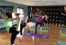 Yoga / by Kaye Anderson