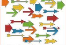 trends • arrows / arrows are a design trend • seen across many markets