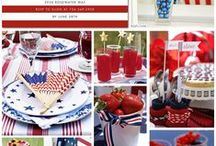 Patriotic Celebrations / creative ways to celebrate the 4th of July
