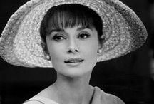 ☆ Audrey ☆ / Audrey Hepburn (born Audrey Kathleen Ruston; 4 May 1929 – 20 January 1993) was a British actress and humanitarian. / by Kerry Peattie