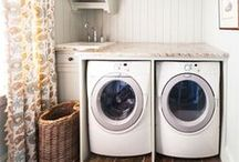 laundry.  / by Evanda Estes