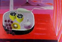 Mary Fedden Art and Paintings. / Mary Fedden art and paintings and prints by this famous British artist.