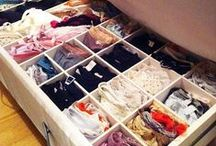 Organise - Clothes / by Kerry Peattie