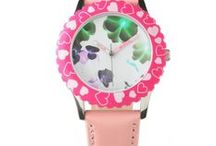 Watches / Watches  decorated with my art images