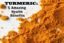 Turmeric Recipes and Uses / by BusyBee Emily