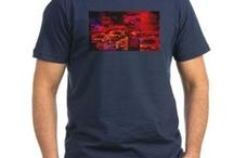 Men's clothing / Here are Men's clothing decorated with my art images