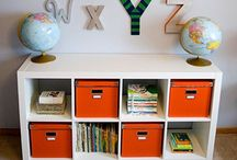 Nursery and Baby Spaces